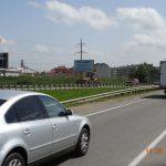 МТ-А 002 Б Южный объезд, Тургеневское шоссе 4+350 (слева), из Краснодара