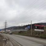 МТ-Н 011 А Новороссийск, Объездная дорога на Геленджик - Сочи возле складов
