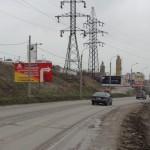 МТ-Н 011 Б Новороссийск, Объездная дорога на Геленджик - Сочи возле складов