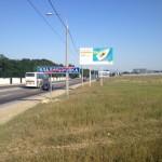 МТ-Н 019 А Новороссийск, трасса Новороссийск-Керченский пролив, напротив Владимировского кладбища