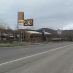 МТ-Т 001 Б Туапсе, ФАД Джубга-Сочи, км 58+650 м справа