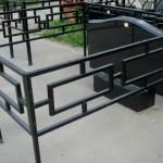 кованные оградки