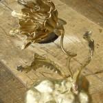 художественная ковка бронза